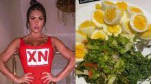 Gracyanne Barbosa mantém dieta de ovos na quarentena: 'Não sinto falta de comer nada que seja fora dela'