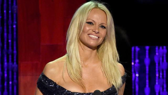 Pamela Anderson Celebrates Being Cured of Hepatitis C With