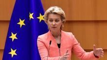 Presidente da Comissão Europeia pede cooperação ante pandemia e situação migratória