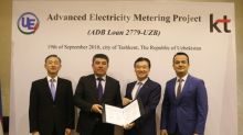 KT Corp. Wins Second Smart Meter Project in Uzbekistan