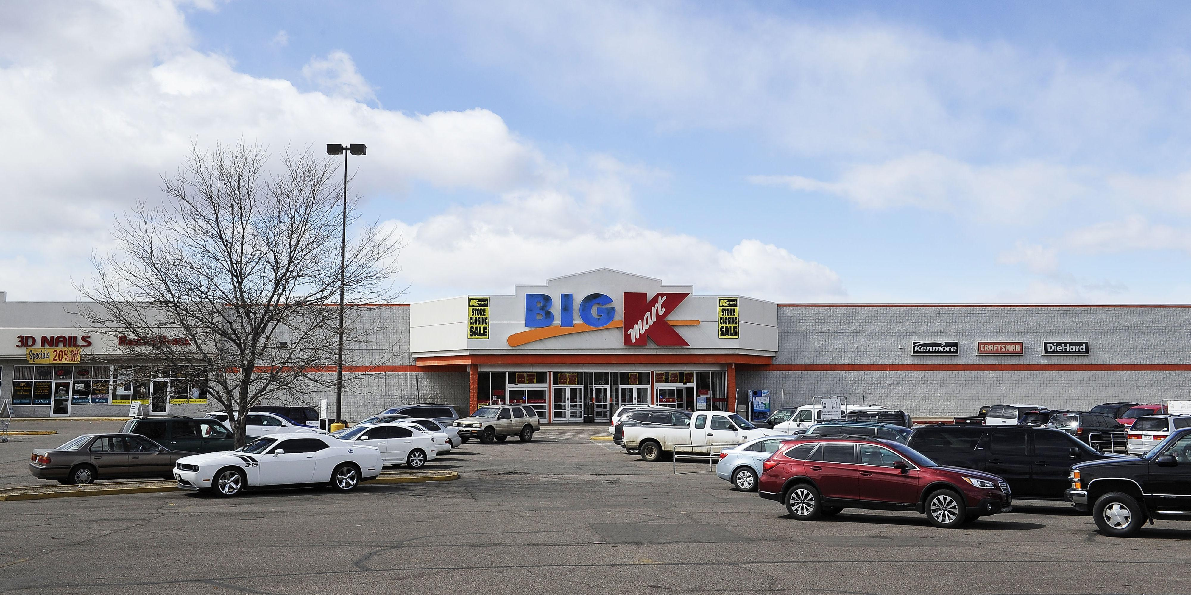 Kmart Is Closing 64 More Stores And Putting Everything