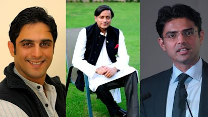 Who is the most stylish male politician in India?