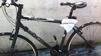 Stolen Bike Returned With Apology, Dessert Coupon