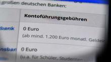 So stark steigen die Gebühren bei Banken und Sparkassen
