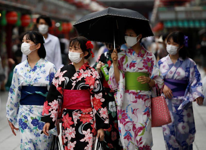 Tokyo reports record 366 coronavirus cases