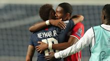 Alaba explains why he consoled Neymar after Bayern's Champions League final win over PSG