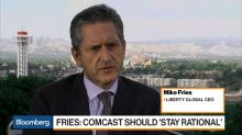 Liberty Global CEO Says Comcast Should 'Stay Rational, Give It Time'