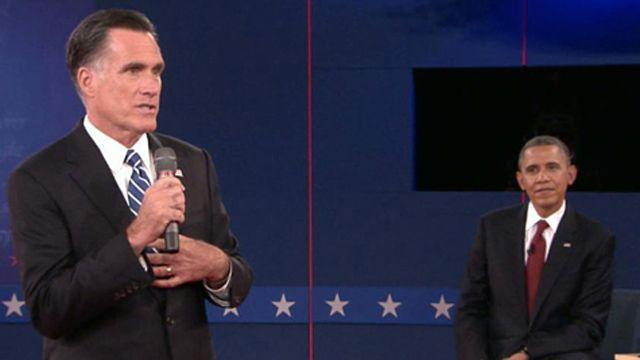 Obama vs. Romney: Who won round 2?