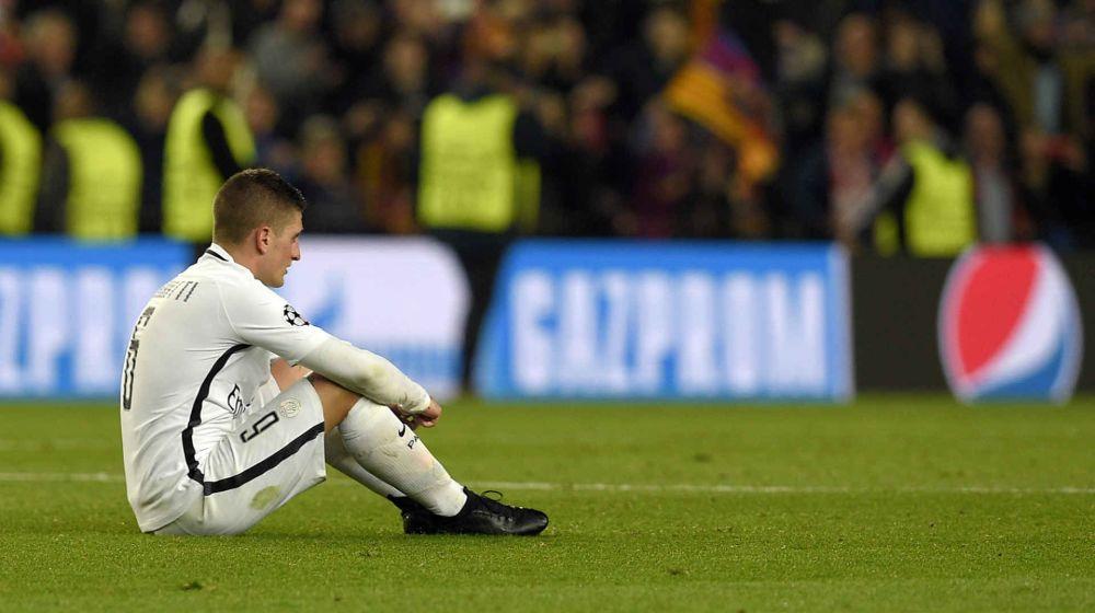 """Verratti ha le idee chiare: """"Al PSG porterei Neymar, è a livello di Messi"""""""