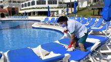 La paradisíaca Cancún baja sus cortinas ante crisis mundial por coronavirus