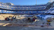 FOTOS   Así van las obras del nuevo Santiago Bernabéu
