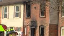 Fatal fire in Northville Twp.