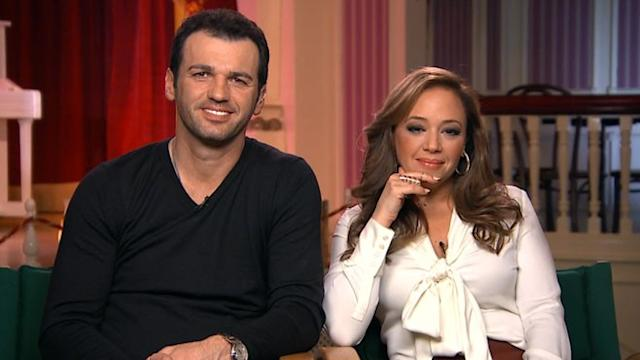 Leah Remini's Emotional Goodbye From 'DWTS'