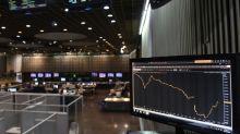 Bolsa cai e dólar fecha em alta na Argentina
