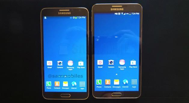 Samsung's budget Galaxy Note 3 Neo reportedly caught on camera