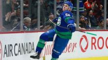 Canucks fan-turned-player Stecher excited for first taste of playoffs tonight