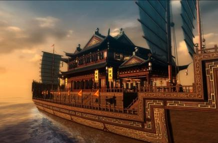 Age of Wushu shows off the Silver Hook and Delightful Island