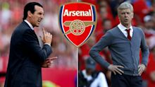 Arsenal set to name Unai Emery as Arsene Wenger's successor later this week