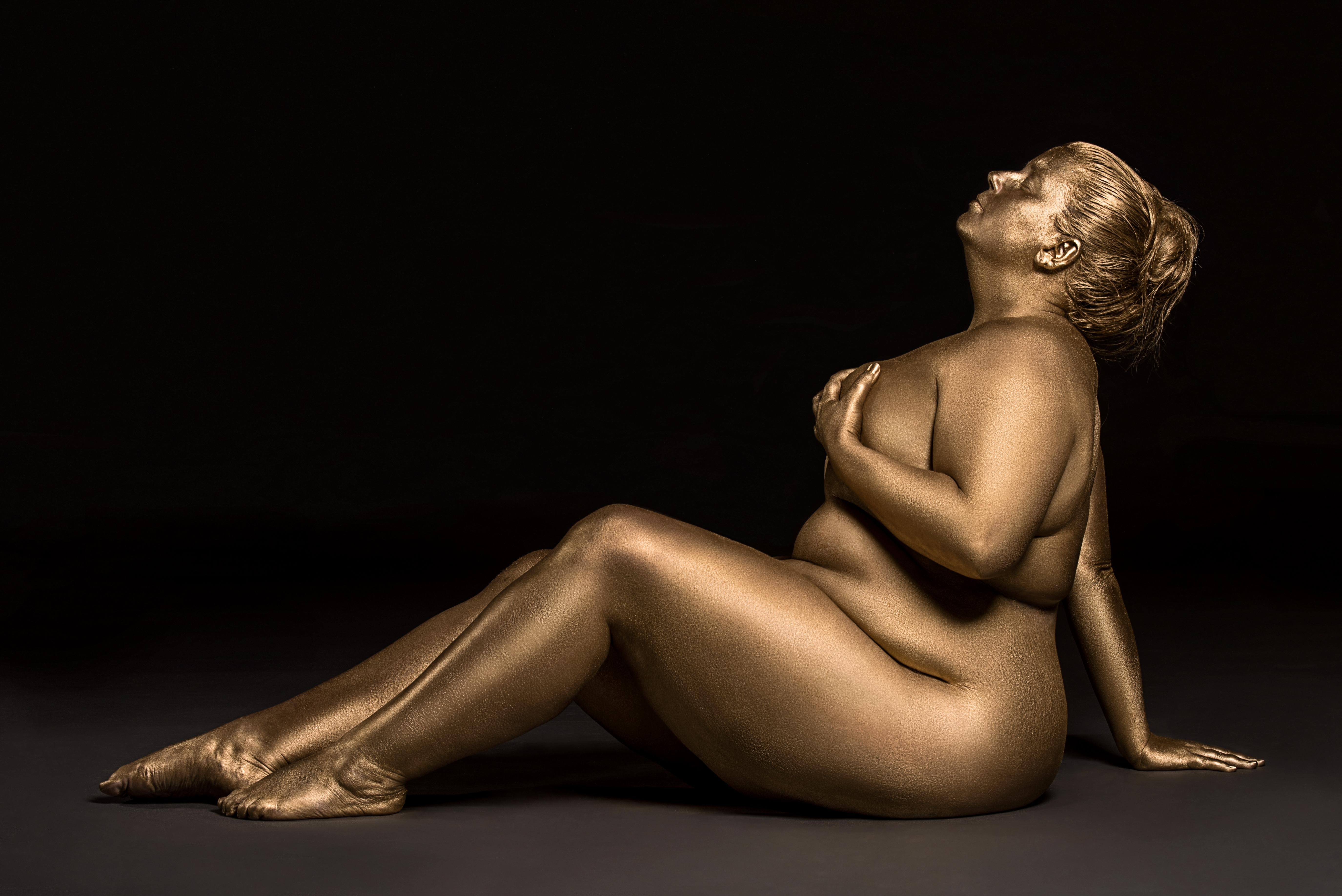 Plus size nude photography foto 325