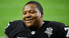 Report: Raiders trading Trent Brown to Patriots