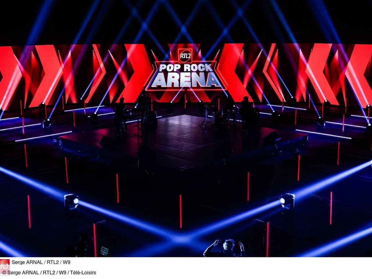 RTL2 Pop Rock Arena (W9) : toutes les chansons du concert
