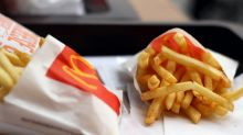 This Is Why McDonald's Fries Are So Addictive