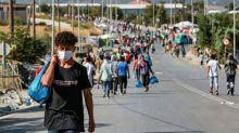 Grèce: à Lesbos, la majorité de demandeurs d'asile installés dans un nouveau camp