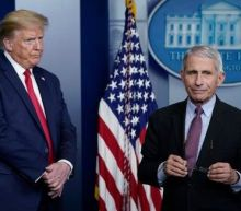 Trump reportedly furious he can't lash out at Dr Fauci on Twitter