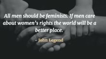 The Best Quotes From Male Celebrities Who Are Proud Feminists