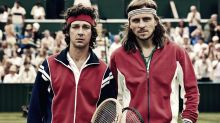 Shia LaBeouf and Sverrir Gudnason cross rackets in sombre Borg/McEnroe trailer