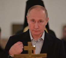 Bishop tells Russians not to vote for Putin in rare church dissent