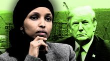 Ilhan Omar pushes to protect green-energy funding from Trump