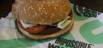 Customer sues Burger King over Impossible Whopper