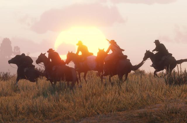 'Red Dead Online' gets a 32-player battle royale mode
