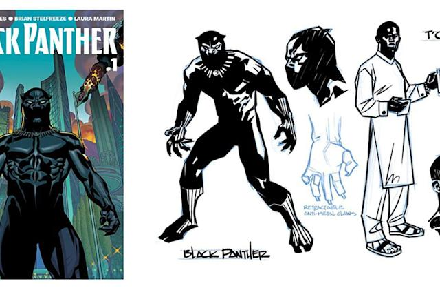 Recommended Reading: The Black Panther returns