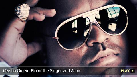 Cee Lo Green: Bio of the Singer and Actor