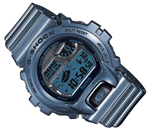 Casio's iPhone-friendly G-Shock finally out, will adorn wrists for $180