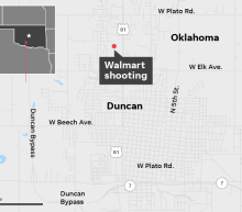 Oklahoma man shot his wife and her boyfriend before killing himself in Walmart parking lot