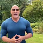 Dwayne 'The Rock' Johnson posts video endorsing Biden and Harris in US election: 'If I go, I go big'