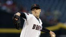Arizona's Patrick Corbin loses no-hit bid on check-swing infield single in 8th inning