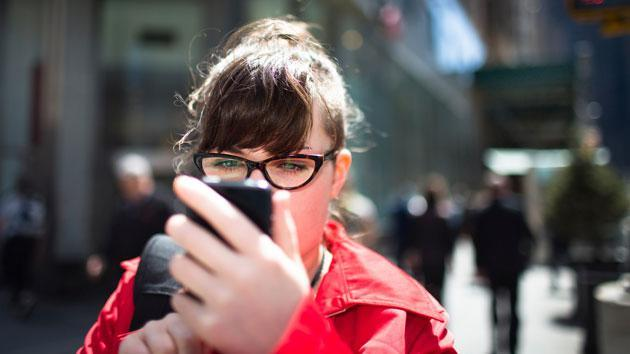Pew: 7 percent of Americans only use their phone for internet access