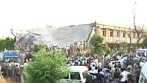 Building collapses in Bhopal, many trapped
