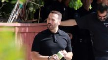 Jeremy Piven returns to set of 'Wisdom of the Crowd' amid allegations of sexual misconduct