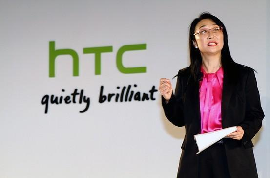 Cher Wang: HTC will grab as many patents as it can