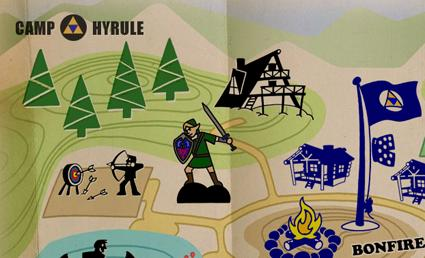 Diminished Camp Hyrule opens up after all
