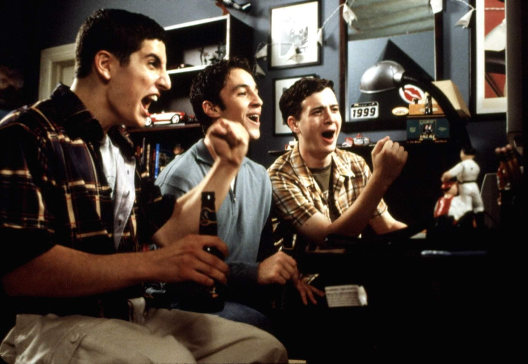 American Pie Band Camp Scene classic film review: 20 years later, american pie comes