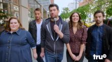 'This Is Us' Cast Visits 'Billy on the Street'