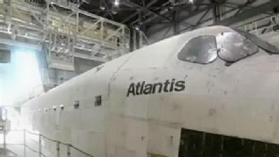 The Final Countdown: Atlantis Preps Under Way