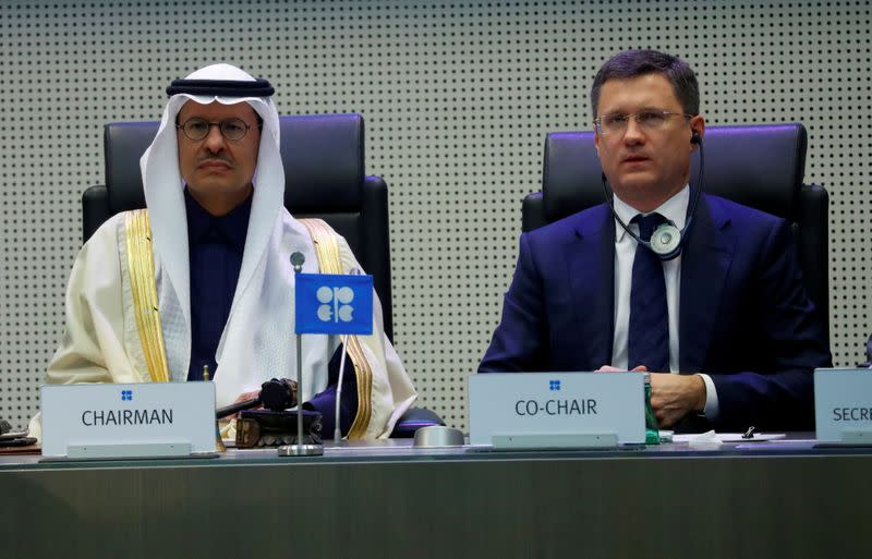 Saudi energy minister says OPEC+ oil pact hinges on Mexico joining