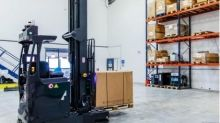 Balyo Selects Ouster's Digital Lidar for Its Robotic Forklifts